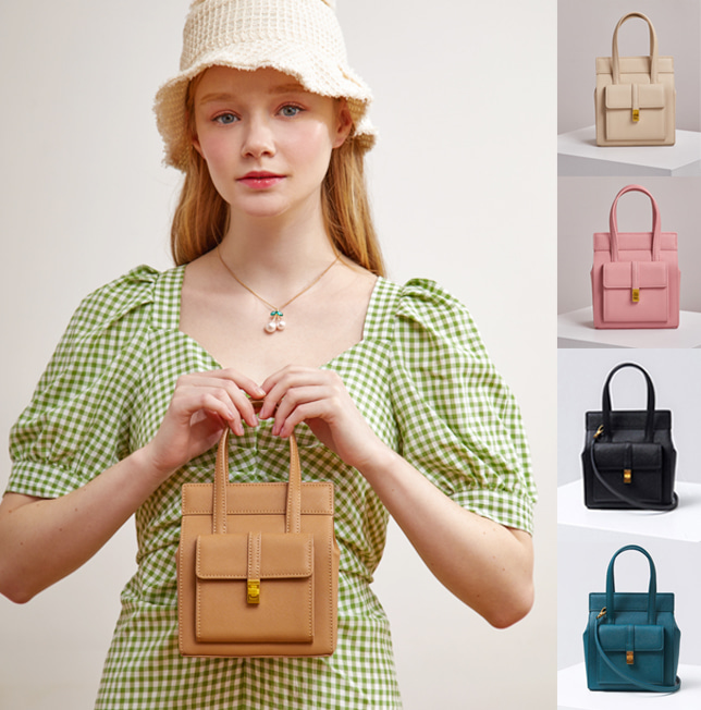 [리퍼브상품] BOTONG MINI BAG 5COLOR